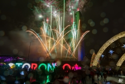 New Year (2019)-1‎⁨Nathan Phillips Square⁩, ⁨Toronto⁩, ⁨Canada⁩